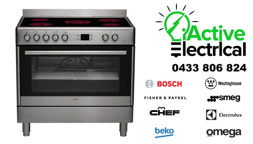 Electric Oven Replacement Scoresby - iActive Electrical 0433 806 824